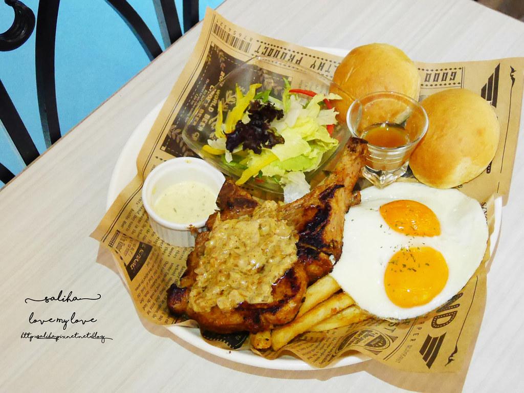 新北市政府板橋站附近咖啡廳下午茶早午餐大遠百跳舞香水輕食 (1)