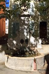 13 AUBAGNE - Buste du Docteur Jean-Louis Barthélemy - Photo of Aubagne