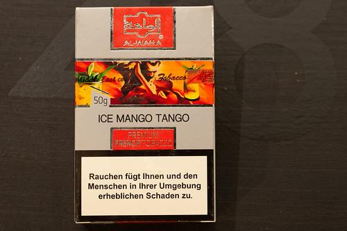 Al-Waha Elite Ice Mango Tango