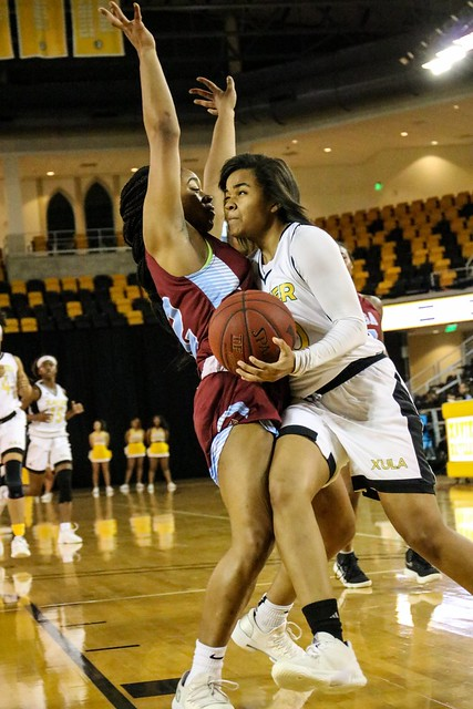 Basketball Doubleheader 2-19-19