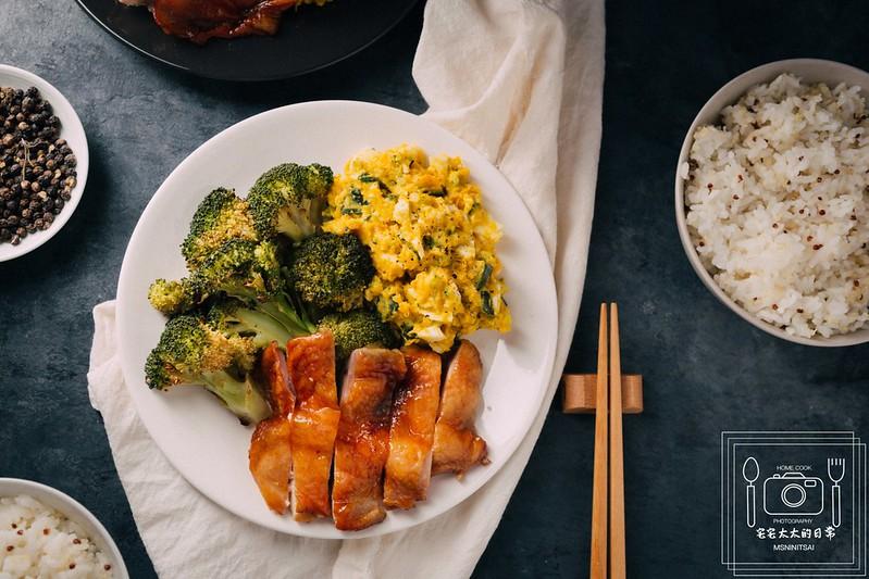 料理食譜,醬烤雞腿排 @陳小可的吃喝玩樂