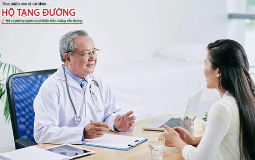 Bệnh tiểu đường sẽ không tiến triển nặng nếu được điều trị tốt.