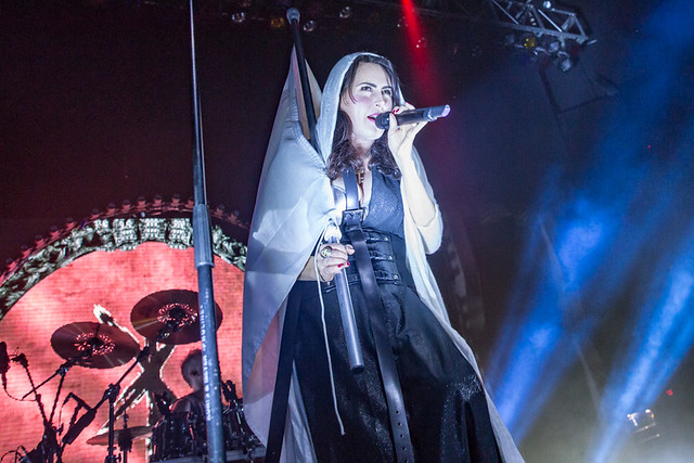 Within Temptation @ Rams Head Live, Baltimore MD, 02/28/2019
