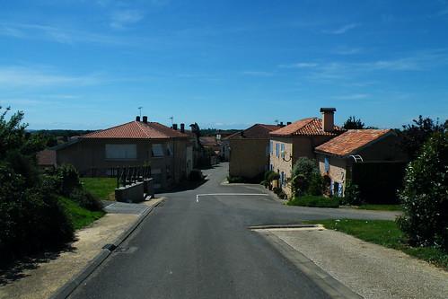 20090528 106 1107 Jakobus Ortschaft Häuser Pyrenäen