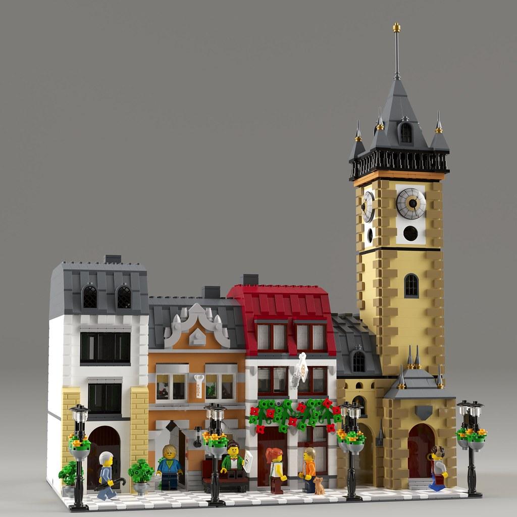 Clock Tower Modular