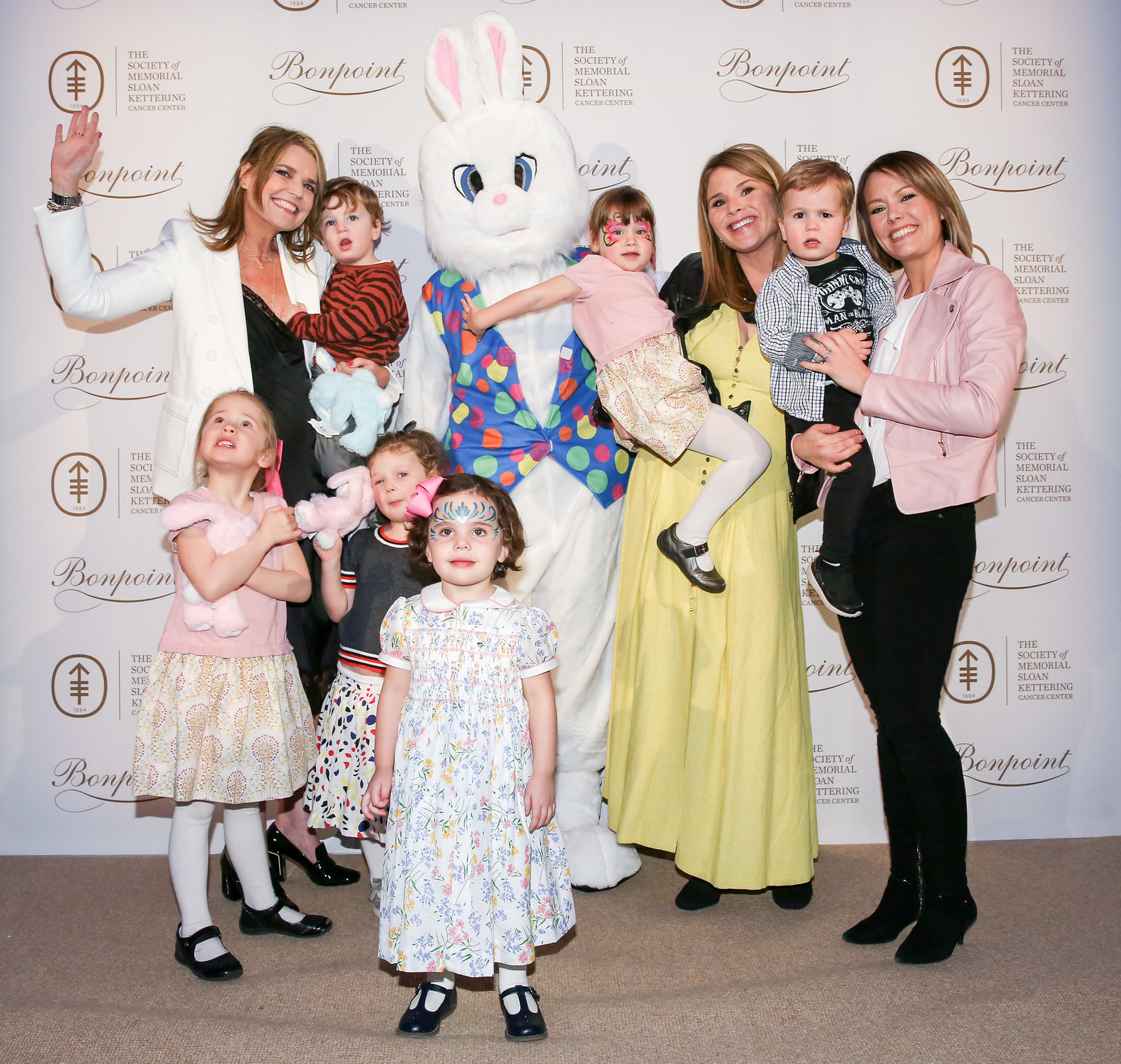 The Society of Memorial Sloan Kettering: Annual Bunny Hop