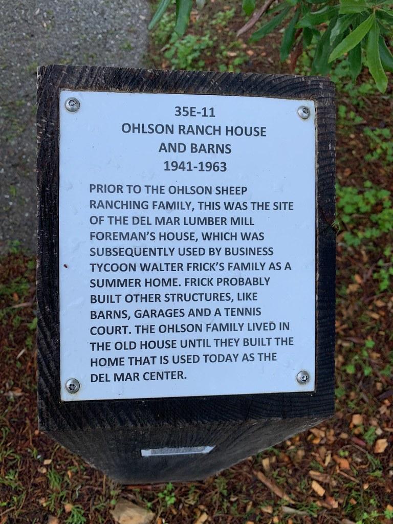 Ohlson Ranch House and Barns