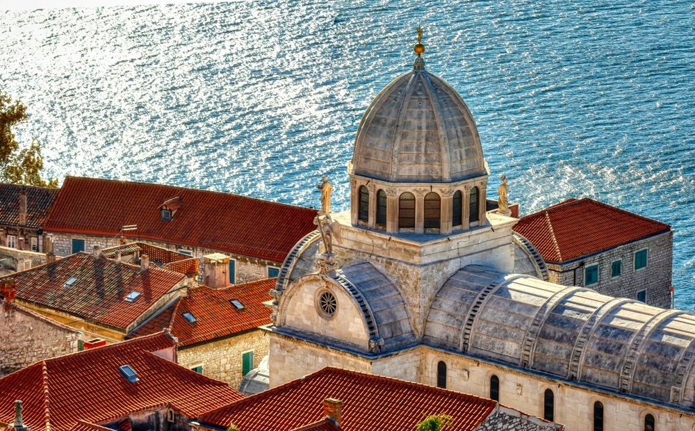 The Cathedral of St James, Šibenik Croatia