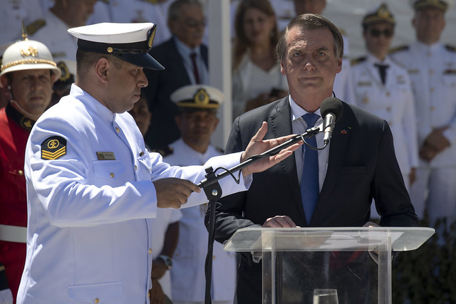 Os generais e o capitão | Militares divergem de Bolsonaro sobre agressão à Venezuela