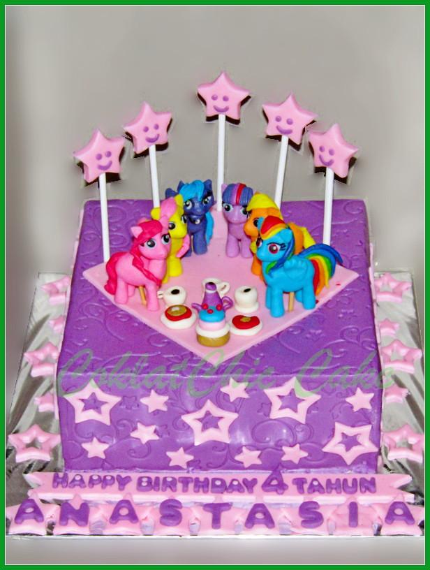 Cake My Little Pony Anastasia 20 cm