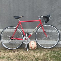 Bridgestone RB-1 first restoration outing