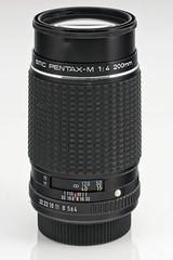 SMC Pentax-M 4/200