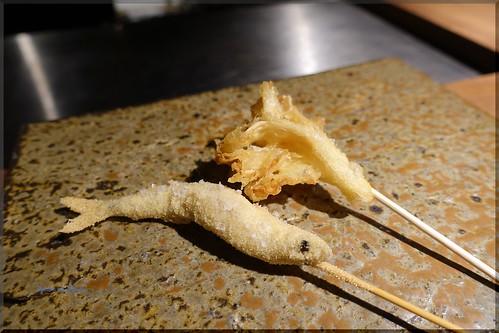 Photo:2018-11-19_T@ka.の食べ飲み歩きメモ(ブログ版)_落ち着いた空間で楽しめる串と日本料理の数々を【恵比寿】こがね_07 By:logtaka