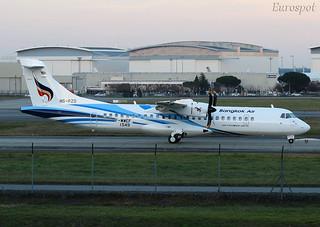 F-WWEF ATR72 Bangkok Air