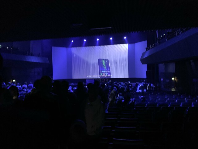 Lancement HONOR View20
