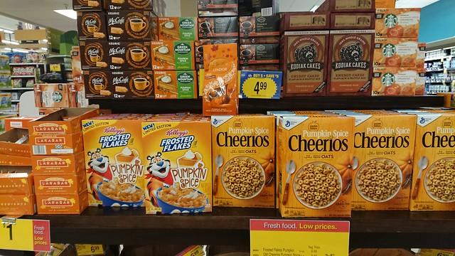 So. Much. Pumpkin. Spice!