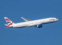 EGLL - Boeing 777 - British Airways - G-VIIB