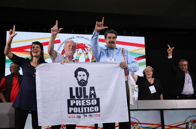 """Maduro: """"EUA têm mais de 5 mil crianças imigrantes presas. Quem as defende?"""""""