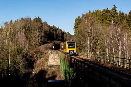 1648 208 als OPB 20879 (Cheb-Marktredwitz) am 16.02.2019 in Arzberg