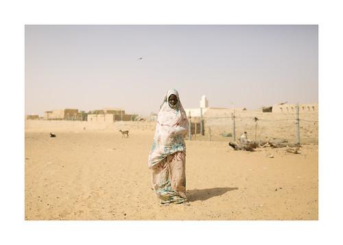 Mauritania - Chinguetti - Portrait