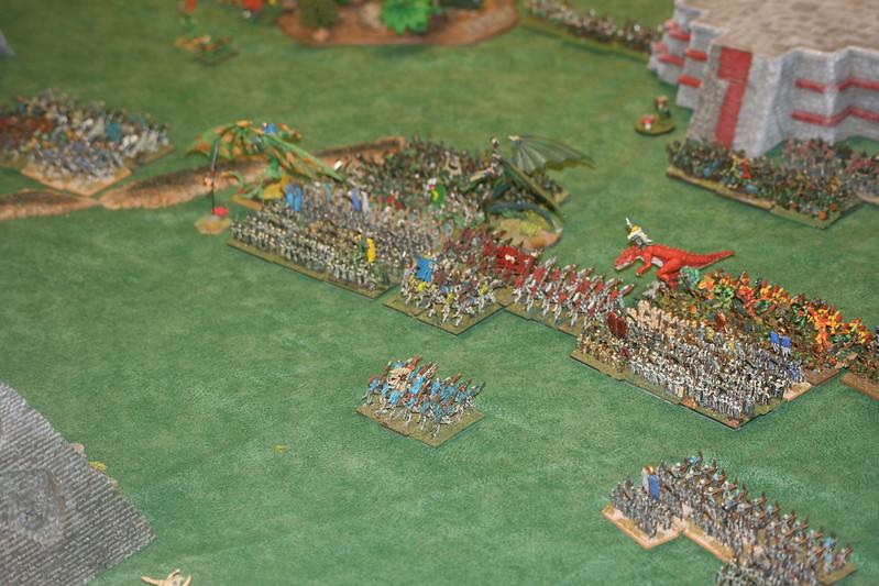 [4000 - Orcs+HL vs Khemri] La bataille des pyramides noires 32439626947_63c6c34f37_c