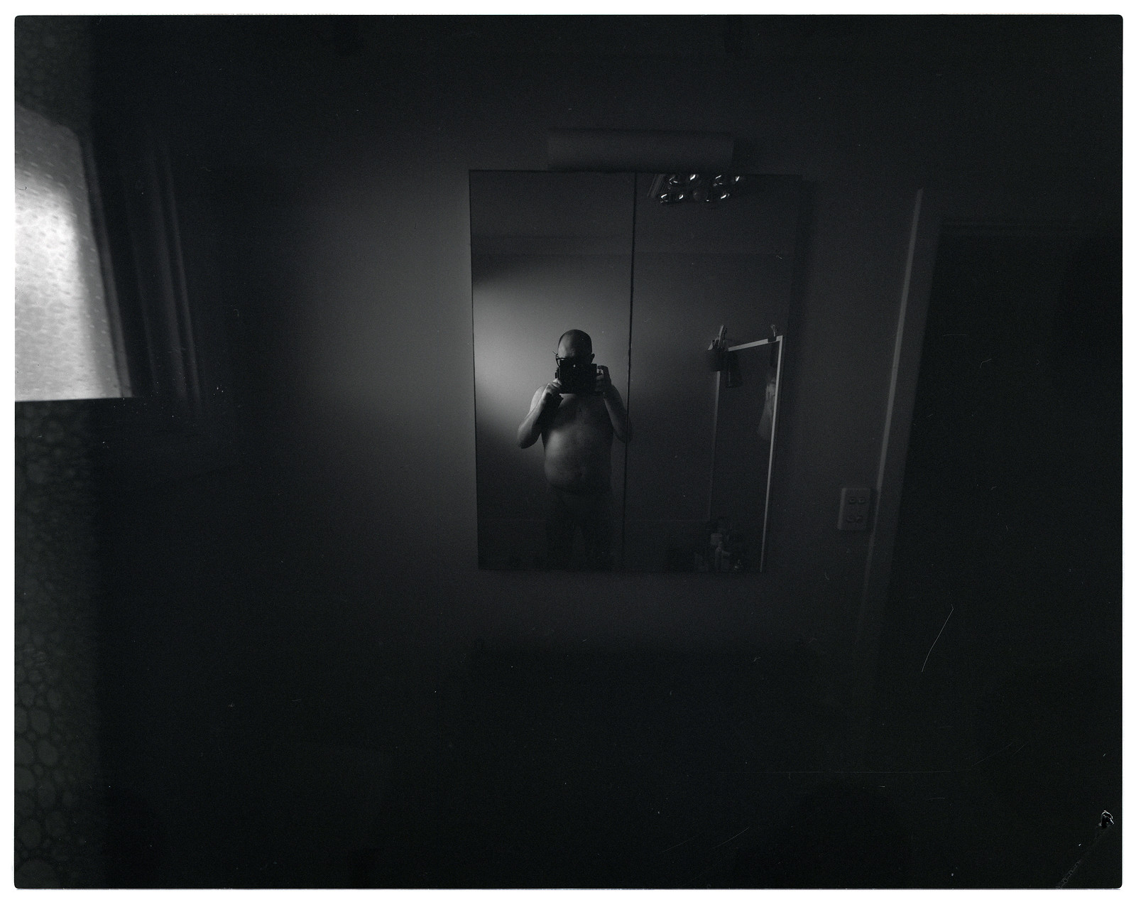 Last Frame Nude Selfie