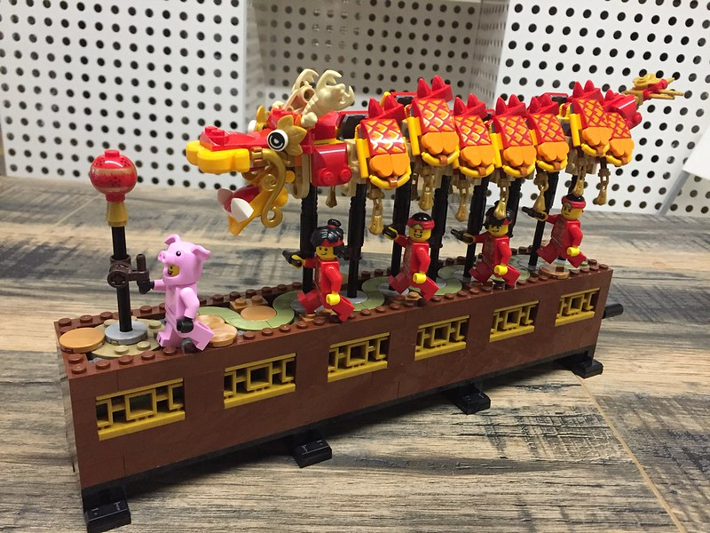 LEGO Dragon Dance (80102)
