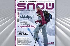 SNOW 115 - únor 2019: rychlostní lyžování, skialpy