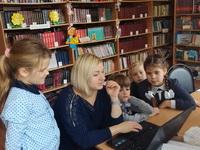 """""""Изба-читальня""""  в информационно-библиотечном центре"""