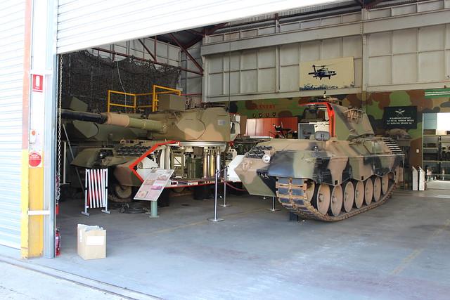 Leopard tank, Army Tank Museum