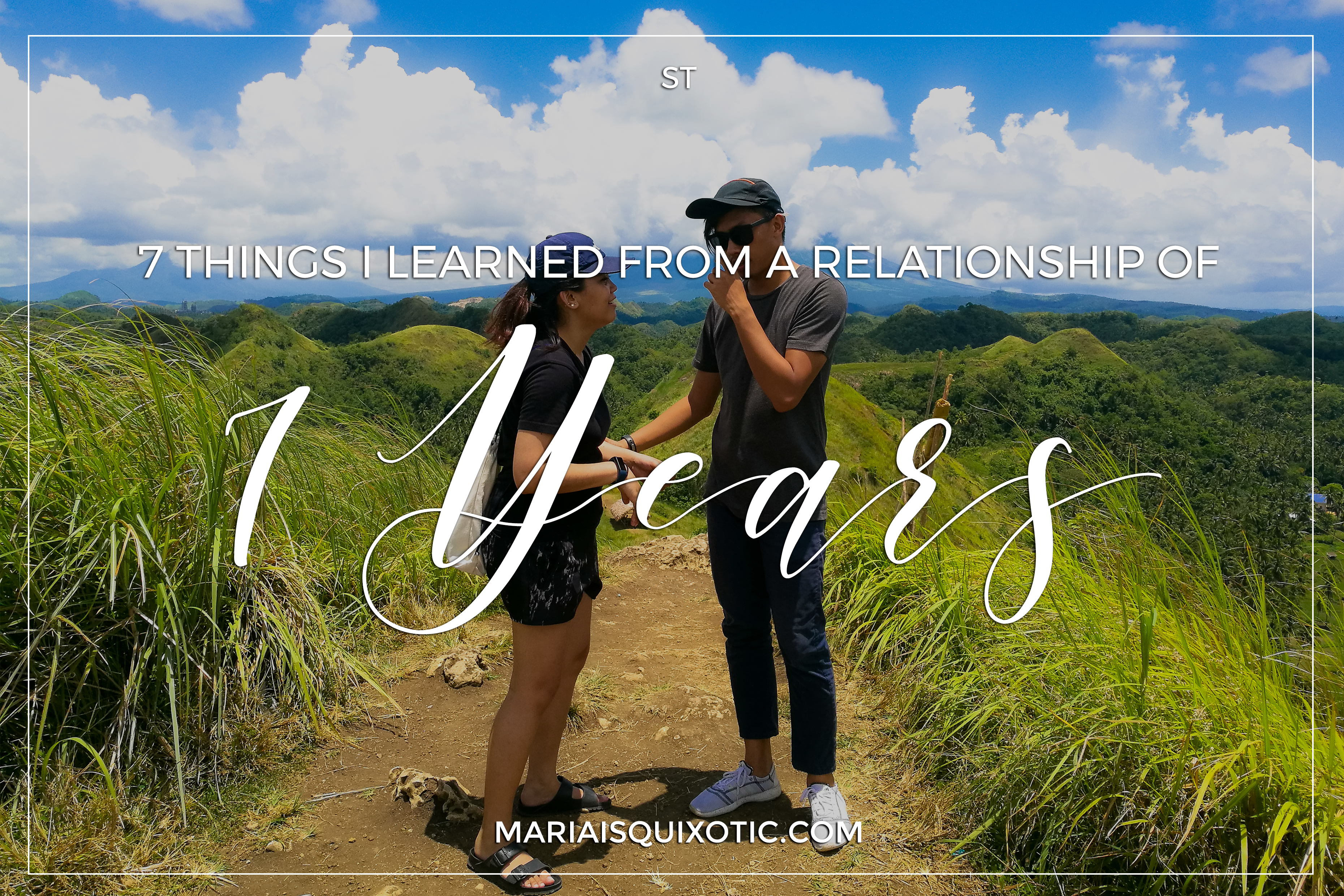 7 Things I Learned From A Relationship of 7 Years