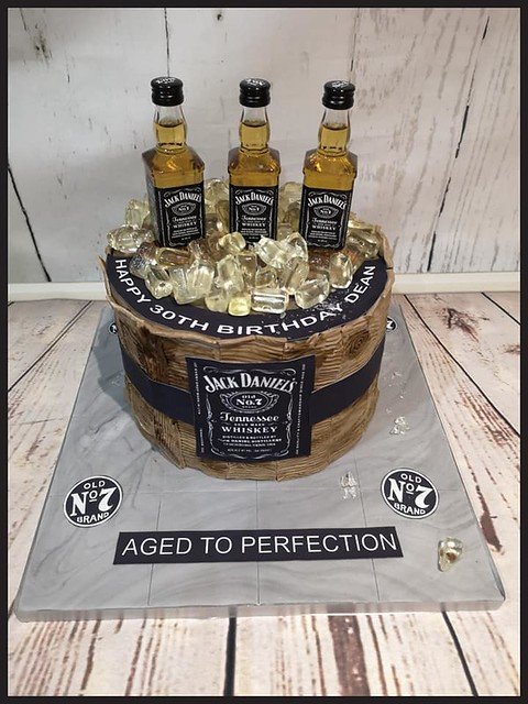 Jack Daniel's by Sarah's IncrEdible Bakery