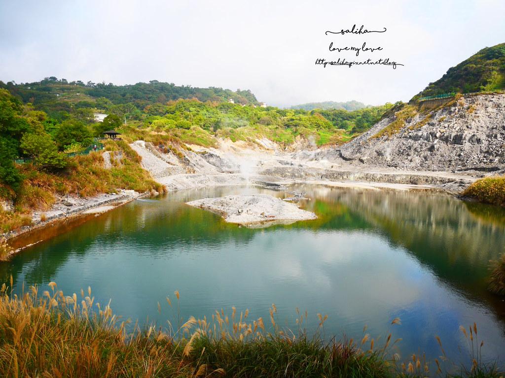 台北陽明山北投行義路ig打卡拍照必玩必拍一日遊景點推薦硫磺谷 (1)