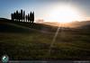 In atteda del tramonto ai Triboli