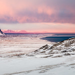 Icelandic Sunset by Rachel Dunsdon