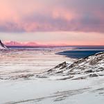 Icelandic Sunset by Rachel Dunsdon