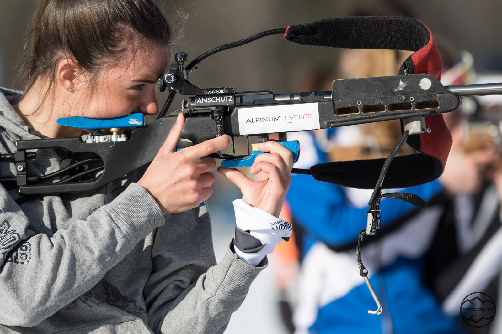 Biathlon Alpinum Les Contamines 2019 (110)
