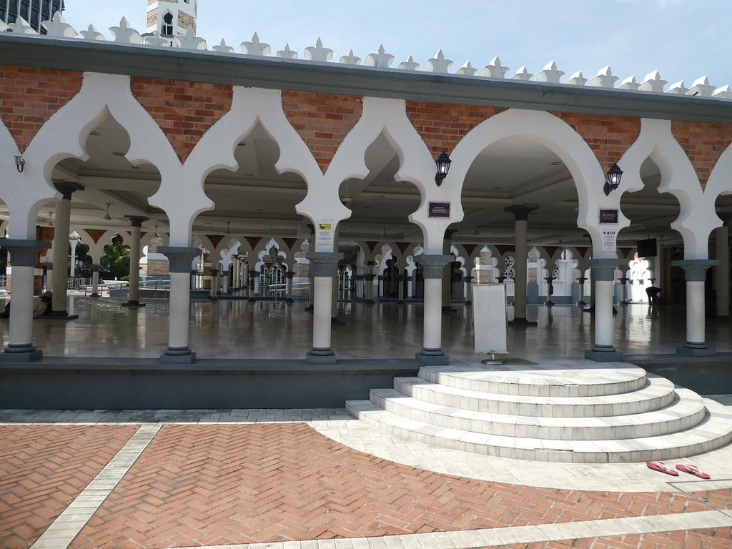 Majid Janek Mosque, Kuala Lumpur