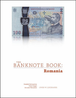 Banknote Book Romania chapter