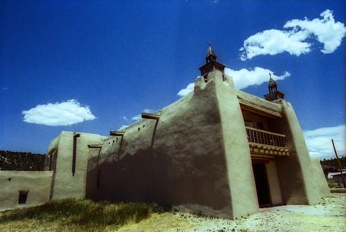 Las Trampas, New Mexico: Iglesia San José de Garcia