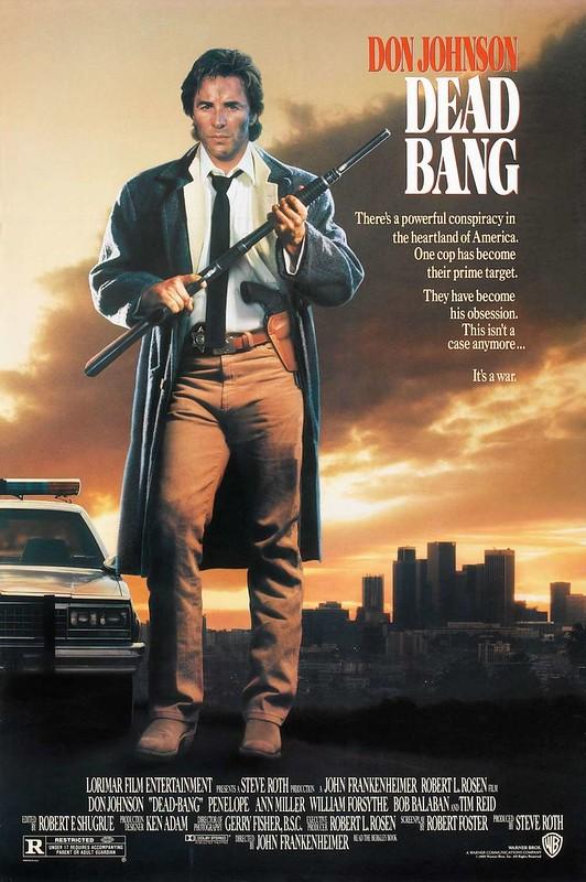 Dead Bang - Poster 1