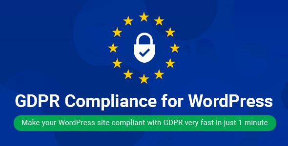 WordPress GDPR Compliance 2019 v1 9 2 – Crack Station – Codecanyon