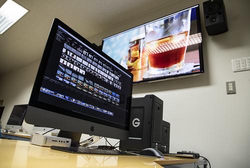 iMac ProにCalDigitのThunderbolt 3 ドックを導入