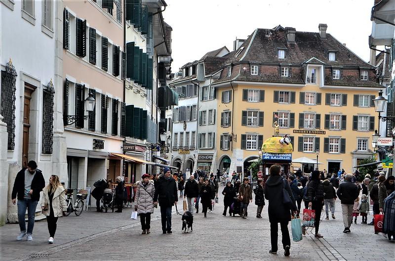 Hauptgasse Altstadt Solothurn 09.02 (2)