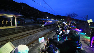 今日のトランスイート四季島 - 信越線・新宿 初見参