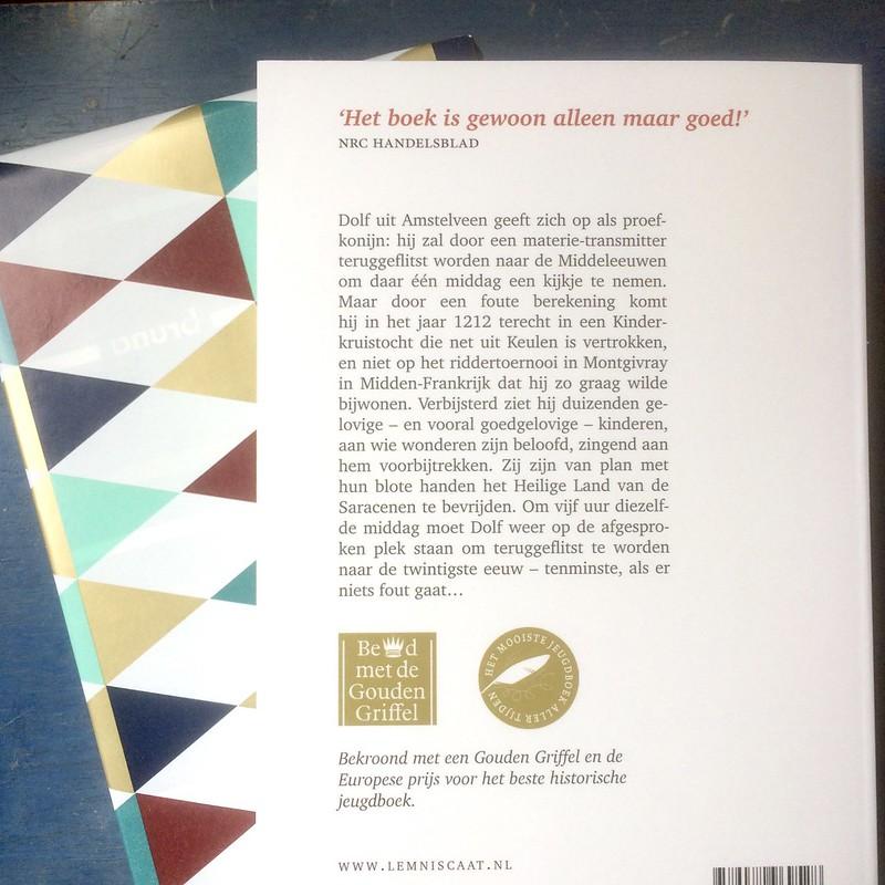 Actie: 'Geef een boek cadeau'