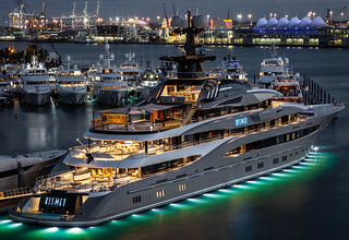 M/Y Kismet - Miami Yacht Show 2019
