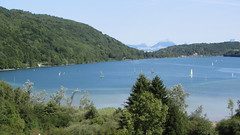 Grand Lac de Laffrey - Photo of Notre-Dame-de-Vaulx