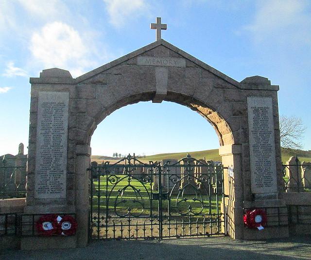 Cruden Bay War Memorial