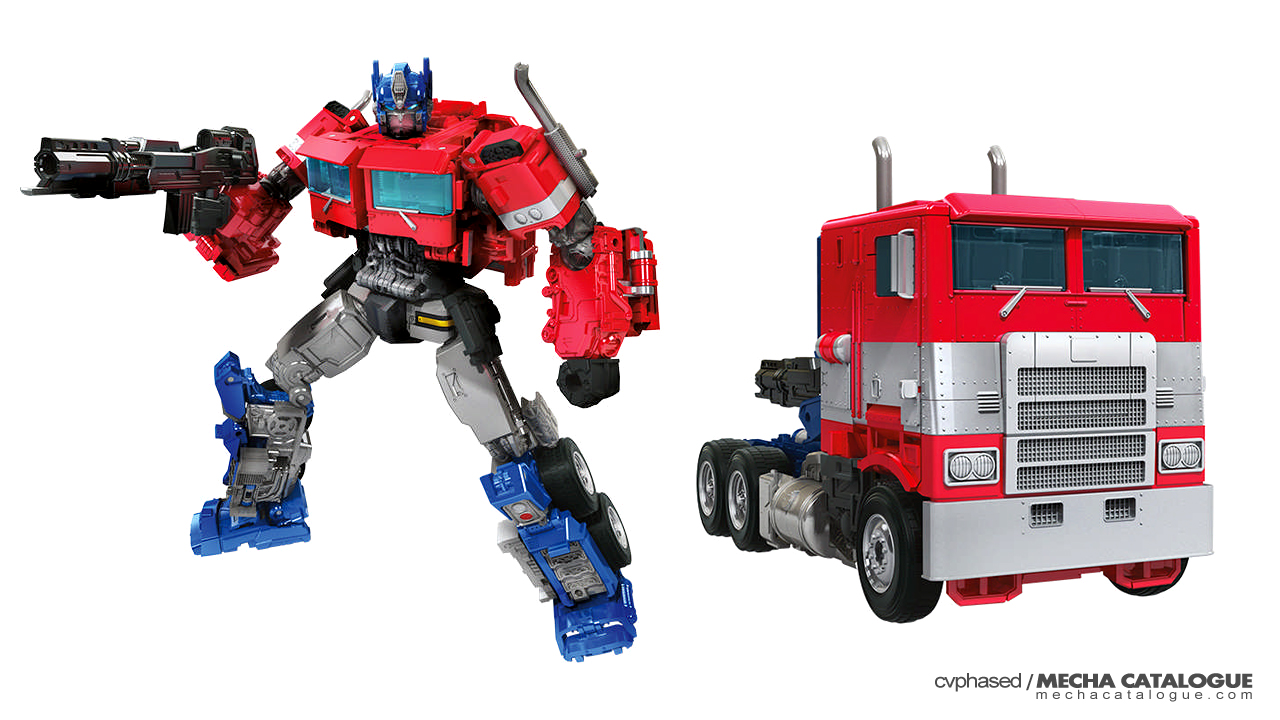 All OPTIMUS PRIME Announcements and Reveals!